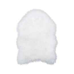 White Chairs For Wholesale Australia - faux fur rug white Sheepskin Rug Mat Carpet Pad Anti-Slip Chair Sofa Cover For Bedroom Home Decor Faux Fur #XTN