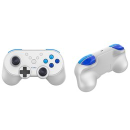 Android Free Games Australia - Hot sale NS Wirless Gmaepad Special Design Switch Bluetooth Game Controller Joystick NFC Dual Vibration Motor for PC Android Phones free shi