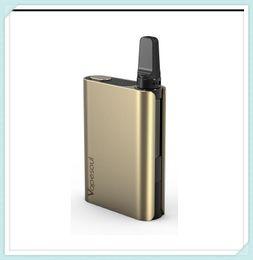 $enCountryForm.capitalKeyWord Australia - Vapesoul Shield Vape Battery Genuine Box Mod 400mAh Variable Voltage Preheat Battery for Amigo Liberty T-Core Thick Oil Vape Cartridges