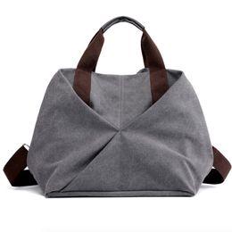 $enCountryForm.capitalKeyWord NZ - 2019 Hot Sale New Bolsos Mujer Bolsas Feminina Women Bag Top-handle Big Capacity Female Handbag Shoulder Solid Ladies Canvas