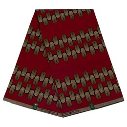 $enCountryForm.capitalKeyWord Australia - 6 yards ankara fabric African wax prints fabric 100% cotton high quality hollandais wax fabric for clothes WB-26