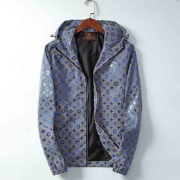 Wholesale rhinestone zipper cardigan resale online – 2020 hot new product autumn jacket men s fashion casual jacket men s coat jacket loose stand collar cardigan zipper men coat