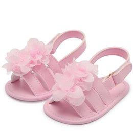 Опт 2019 летние цветочные детские мокасины детские первые ходунки туфли для девочек детские сандалии принцесса цветочная обувь для новорожденных туфли для новорожденных малышей