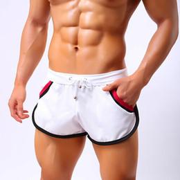$enCountryForm.capitalKeyWord NZ - 2019 new Quick Dry Loose Mesh Shorts For Summer Beach & Home Gym Wear Boxer Briefs Swimwear Men Swimming Trunks Sport Shorts No lining XL