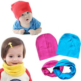 $enCountryForm.capitalKeyWord Australia - 12 Colors New Unisex Newborn Baby Boy Girls Cotton Hat Candy Color Hats Soft Cute Infant Knit Beanie Caps 0-4T OEM