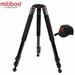 $enCountryForm.capitalKeyWord UK - miliboo MTT701B without head Carbon Fiber Tripod Stand for Professional DSLR Camera Load 25 kg Max Height 160.5cm 62.5""
