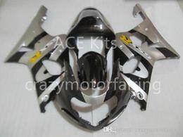 $enCountryForm.capitalKeyWord NZ - 3 gifts Fairings For K3 SUZUKI GSX-R1000 03-04 GSXR1000 GSX- GSX R1000 03 04 GSXR 1000 K3 2003 2004 Silver Black S15