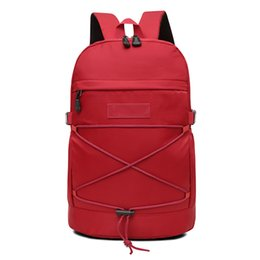 Best White Bags UK - Best Sellers Su preme Backpack Men's and Women's Leisure Bookbags White-hitched Backpacks Popular Shoulder Bags