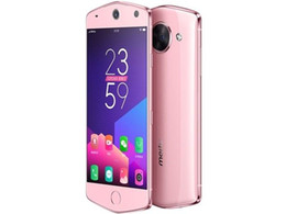 "Unlocked Cell Phones Android Pink Australia - Unlocked Original Meitu M8 4G LTE Mobile Phone 4GB RAM 64GB ROM MT6797M Deca Core Android 5.2"" AMOLED 21.0MP Selfie Beauty Smart Cell Phone"