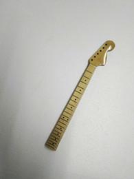 Guitar One Piece Neck Australia - Big head electric guitar neck, original rear adjustable one-piece neck,
