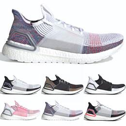 Boost 12 online shopping - 2019 Ultra Boost Men Women Running Shoes Ultraboost Laser Red Dark Pixel Core Black Ultraboosts Trainers Sports Sneakers Size