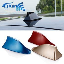 $enCountryForm.capitalKeyWord Australia - accessories for Shark Fin Radio Antenna Auto Car Accessories for Kia Rio 3 K2 Ceed Sportage Cerato Sorento Soul K3