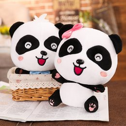 $enCountryForm.capitalKeyWord Australia - 1pc Cute Panda Plush Toys Hobbies Cartoon Panda Stuffed Toy Dolls for Children Boys Baby Birthday Christmas Gift 32cm