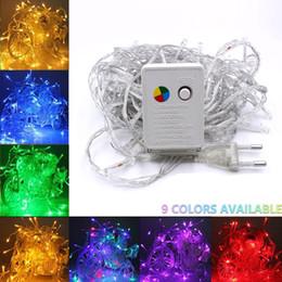 $enCountryForm.capitalKeyWord Canada - 10M 20M 30M 50M 100M LED String Light 8 Modes 220V Waterproof Indoor Outdoor fairy lights For Wedding Xmas Party Festival Decorative