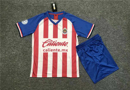 $enCountryForm.capitalKeyWord NZ - 19 20 soccer uniform CD Guadalajara home red 2019 2020 Chivas away white kit soccer jersey Chivas jerseys Mexico football top kit shirts