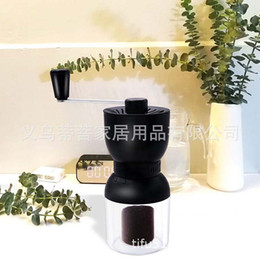 $enCountryForm.capitalKeyWord Australia - Hand Shakes Coffee Grinder Machines ZX-A78 Coffee Grinder Manual Hand Simple Modern Coffee Milling Machine with 4 Grades Adjustable Ring
