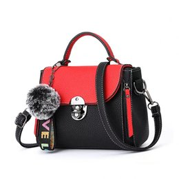 Free Christmas Mobile UK - Fashion wild mobile handbags Europe and the United States retro shoulder bag simple personality Messenger bag free shipping