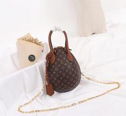 $enCountryForm.capitalKeyWord NZ - Genuine Leather New Designer Luxury Handbags Purses Egg Bag Shoulder Bags Woman's Chain bag Lady Messenger Bag Luxury Egg Purse with box