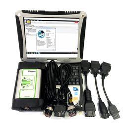 Опт Инженерная техника строительное оборудование для volvo vocom 88890300 vcads truck средства диагностики Tech Tool 2.5.87 разработка