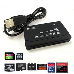 $enCountryForm.capitalKeyWord Australia - SZAICHGSI All in One Card Reader TF MS M2 XD CF Micro SD Carder Reader USB 2.0 480Mbps Card Reader Mini Memory Cardreader with Date Line