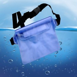$enCountryForm.capitalKeyWord Australia - Waterproof Sports Bag Waist Bag Swimming Drifting Diving Waist Fanny Pack Pouch Underwater Dry Shoulder Backpack Phone Pocket