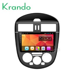 "android car dvd for nissan NZ - Krando Android 8.1 10.1"" IPS Touch screen car Multmedia player for Nissan Tiida   Versa 2011+ audio player gps navigation wifi car dvd"
