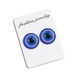 earrings for hole ear NZ - 6mm 8mm 10mm 12mm Magnet earrings magnet stone male ear clip earrings blue eyes No pierced without hole Ear nails for female