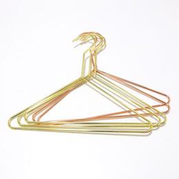 $enCountryForm.capitalKeyWord Australia - Nordic Style Clothes Hanger Kids Children Toddler Baby Clothes Coat Metal Hangers Household Organizer ZC0322