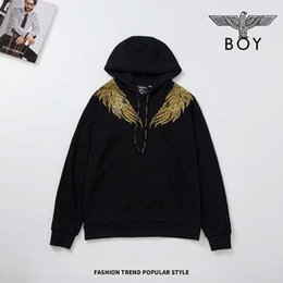 man sweaters for sale Australia - Mens sweater high-end designer sweaterc Sweatshirt for men Handsome 2019 hot sale size M-2XL Phoenix pattern