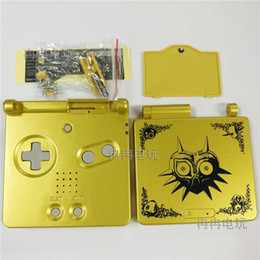 Housing Australia - NEW Replacement For Limited Edition Housing Shell Pack for Gameboy Advance Sp GBA SP Housing Shell Case WITHOUT GLASS