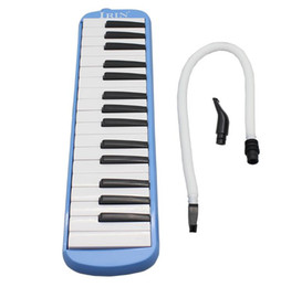 32 Piano Keys Melodica Musical Instrument For Music Lovers Beginners Gift With Carrying Bag Bright In Colour Office & School Supplies
