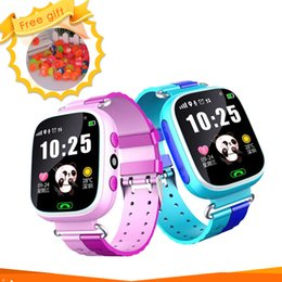 Baby Smart Watch Wristwatch Camera Touch Screen Sos Call Gps Locator Tracker Anti-lost Waterproof Flashlight Gps Smart Watches J190524 from child locator alarms suppliers