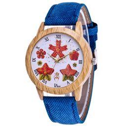 korean watch style 2019 - lady style women watch candy color straps leather band simple Quartz Watch 2018 New Korean Simple Trendy Casual Quartz c