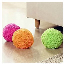 $enCountryForm.capitalKeyWord Australia - Pet Toys Dust Cleaner Automatic Rolling Ball Electric Vacuum Floor Sweeping Robot Household Microfiber Ball Cleaning Tool