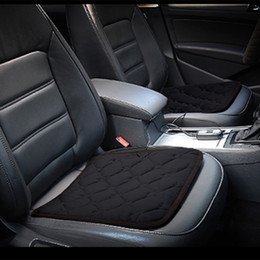$enCountryForm.capitalKeyWord Australia - 30s Fast Heating Cushion Winter Carbon Fiber Lint Electric Heated Pad Seat Covers For Office Chairs Universal Conjoined Supplies