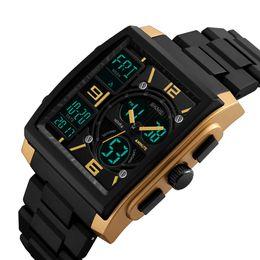 $enCountryForm.capitalKeyWord UK - SKMEI Chrono Quartz Men Wristwatches Outdoor Sport Watch Led Digital Chronograph 50M Waterproof Watches 1274 erkek kol saati