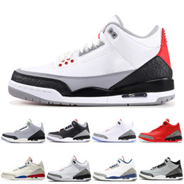 $enCountryForm.capitalKeyWord Australia - Hot sale mens Basketball Shoes Black Cement charity game city of flight Cyber monday Fire Red Free Throw Line sports shoes Sneakers