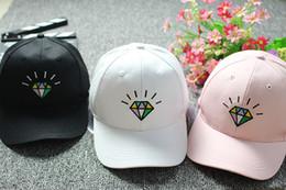 $enCountryForm.capitalKeyWord NZ - South Korea's sweet and lovely diamond cap baseball cap children spring and summer sun shade cap tide Korean version
