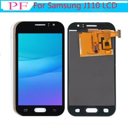 SamSung galaxy ace diSplay online shopping - New Grade A Quality For Samsung Galaxy J1 Ace J110 J110F J110FM J110H LCD Touch Screen Display Assembly Replacement Screen