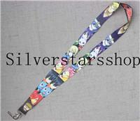 $enCountryForm.capitalKeyWord UK - One article FAIRY TAIL LANYARD Happy Lucy Natsu Gray anime manga ID neck key chain strap 4V