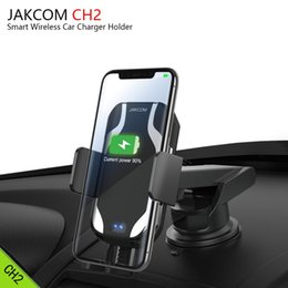 Car Calling Australia - JAKCOM CH2 Smart Wireless Car Charger Mount Holder Hot Sale in Cell Phone Chargers as s6 edge sos call projector