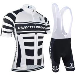 $enCountryForm.capitalKeyWord Australia - Bxio Cycling Jerseys Cool Men Cycle Clothing Sets For Cyclist Short Sleeve Lycra Cycle Clothing Summer Cycling Apparel Kits Bx -002