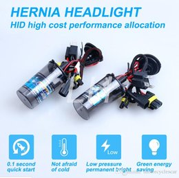 h4 xenon headlight bulbs UK - The latest super bright car Xenon lamp H11 HID Xenon headlights high light bulb 6000K ballast headlights
