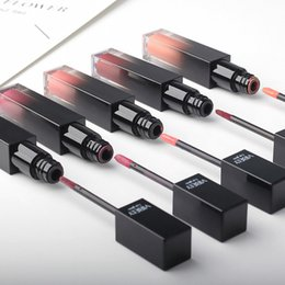 Mixing Red Purple Lipstick NZ - New product Long-lasting non-marking lip glaze liquid lipstick lip glaze moisturizing moisturizing lipstick matte gloss