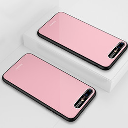 $enCountryForm.capitalKeyWord Australia - For Samsung galaxy S8 9 10 Plus 2-in-1 TPU+PC Protected Camera Note 8 9 Plexiglass Drop-proof Fashion Phone Case