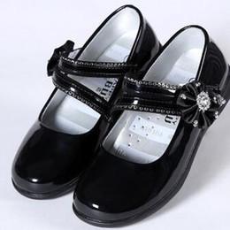 designer shoes for children 2019 - children shoes girls brand summer autumn beading fashion princess shoes kid designer single sandals shoes for girls disc