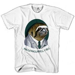 Dolla Dolla Bill Y All Men s Women s T Shirt Colour Jersey Print T Shirt  Tees Custom Jersey t shirt 253691285