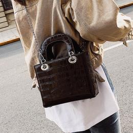 $enCountryForm.capitalKeyWord Australia - Belle2019 Rui Man Senior Feel Small Bag Woman Tide Western Style Concise Diana Package Hand Bill Of Lading Shoulder Satchel Joker