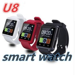 $enCountryForm.capitalKeyWord Australia - Bluetooth U8 Smartwatch Wrist Watches With Altimeter For ios Android Phone Smart Watch With Retail Package