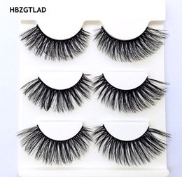$enCountryForm.capitalKeyWord NZ - HBZGTLAD 3 pairs natural false eyelashes fake lashes long makeup 3d mink lashes extension eyelash mink eyelashes for beauty 31